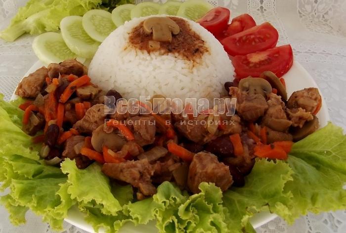 рецепт приготовления мяса в духовке в горшочке