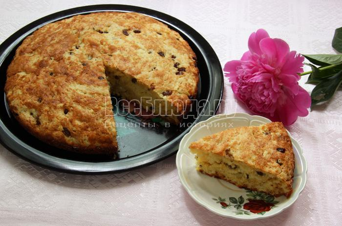 рецепт приготовления творожного кекса с фото