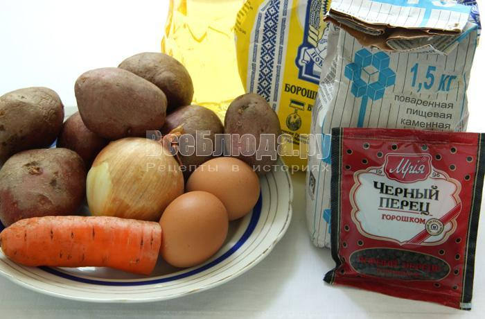 рецепт приготовления драников с фаршем