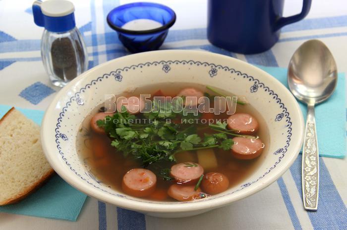 суп из чечевицы как вкусно приготовить