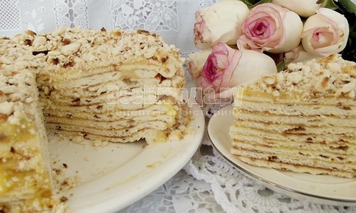 готовый торт проще простого