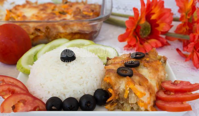пангасиус под сырной корочкой в духовке