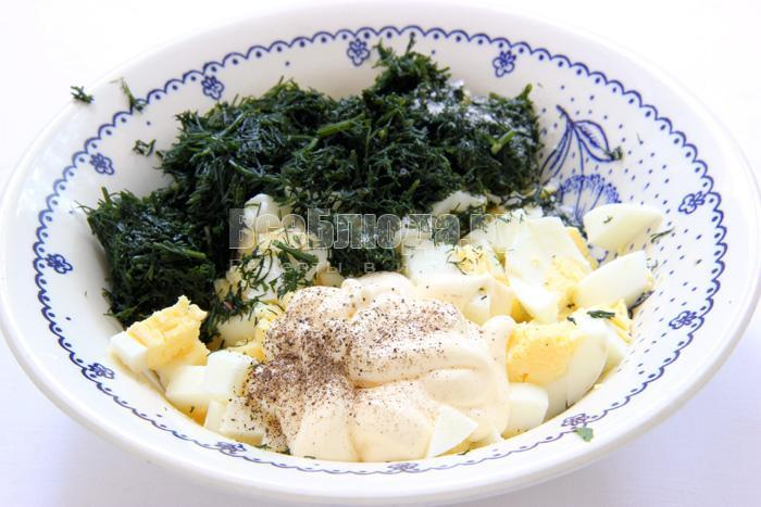 Рецепт картофельных зраз с яйцом