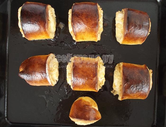 готовые любимые булочки