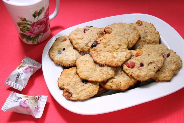 как приготовить печенье из мюсли