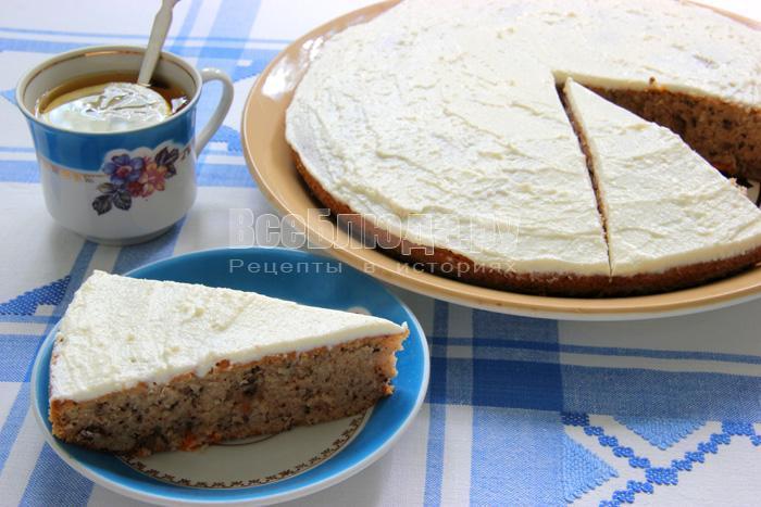 рецепт кекса из бисквита