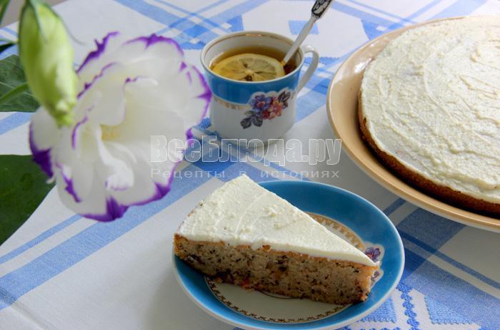 бисквитный кекс