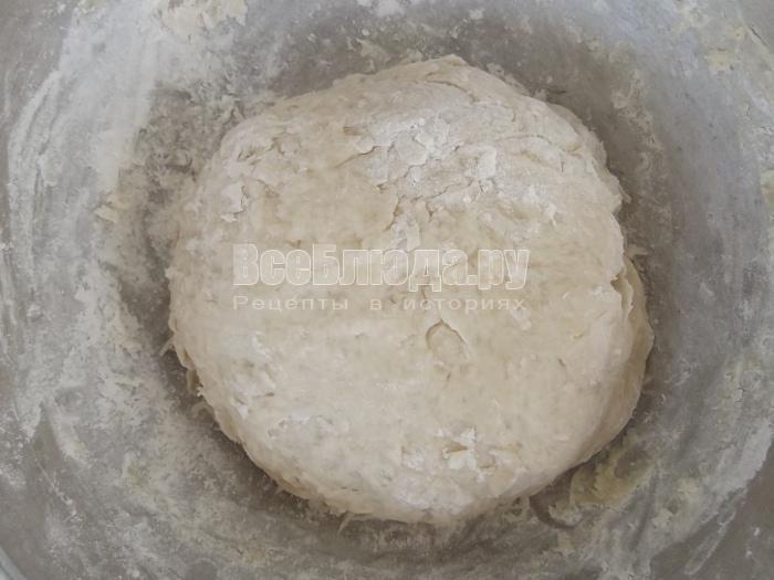 готовое дрожжевое тесто
