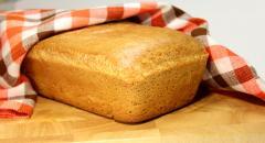 Рецепт домашнего хлеба из пшеничной муки