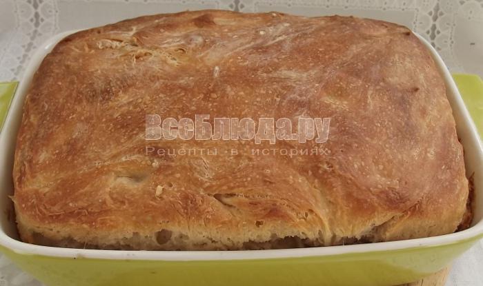 Как сделать хлеб своими руками
