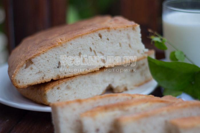 Как печь хлеб дома своими руками - мой первый опыт