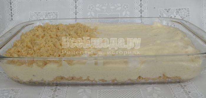 Рецепт пирога с творогом и изюмом (воздушная, нежная начинка)