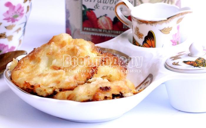Рецепт творожных сырников без яйца