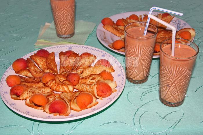 рецепт печенья каллы