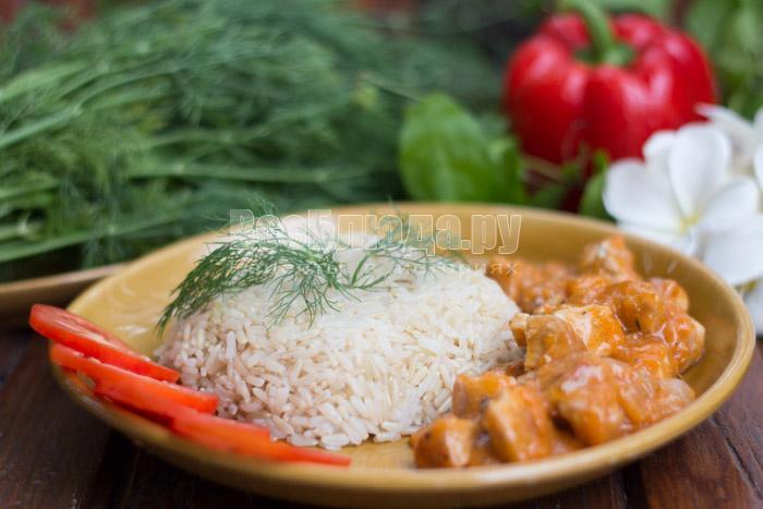 рецепт свиного гуляша с луком и морковкой