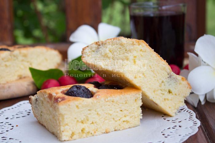 как приготовить пирог по простому рецепту