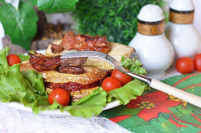 как вкусно приготовить кабачки и мясо