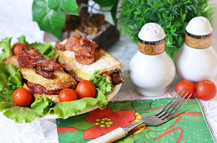 рецепт вкусного блюда с кабачками и мясом