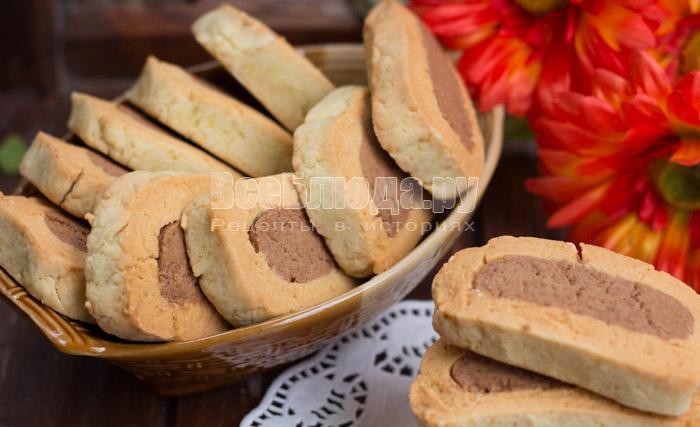 как приготовить песочное печенье просто