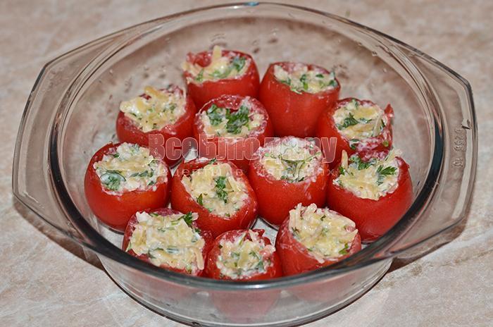начините помидоры