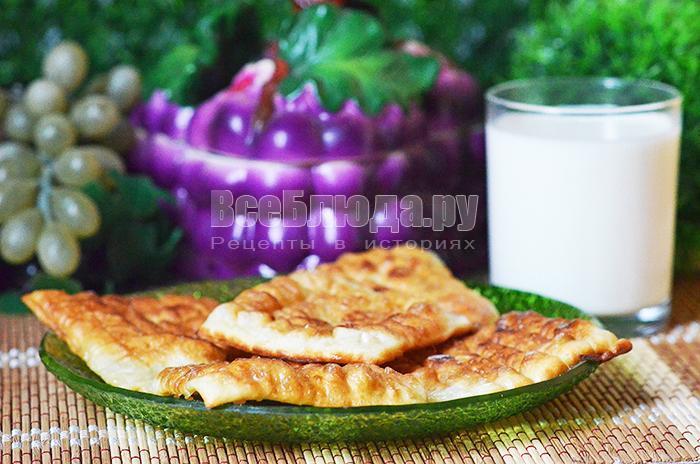 как приготовить пышки на кефире рецепт в молоке
