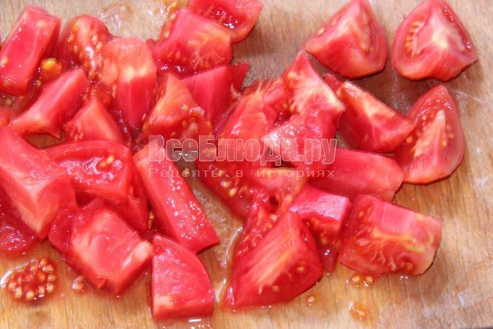 режу томаты