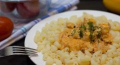 Подлива для макарон - несколько вкусных рецептов подливки к макаронам