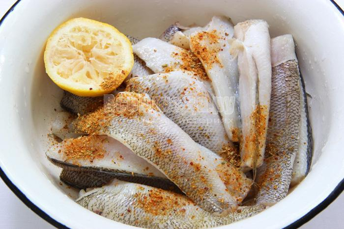 Рецепт рыбы тушеной в майонезе