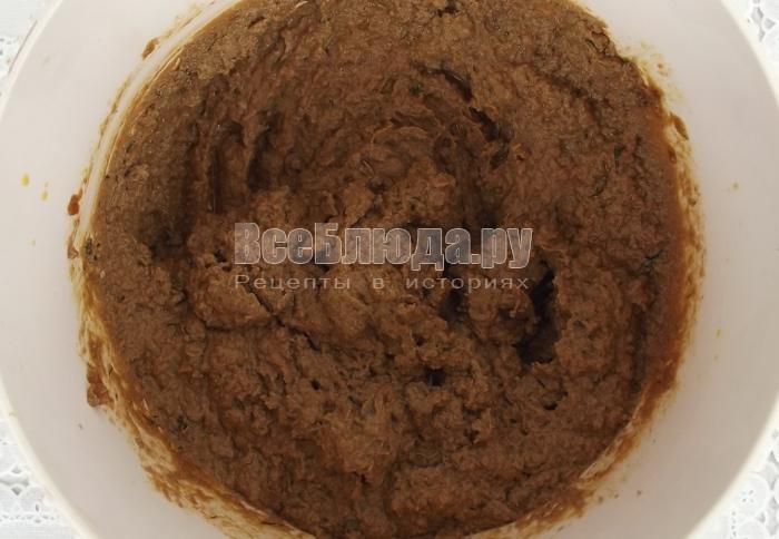 готовый паштет из печени