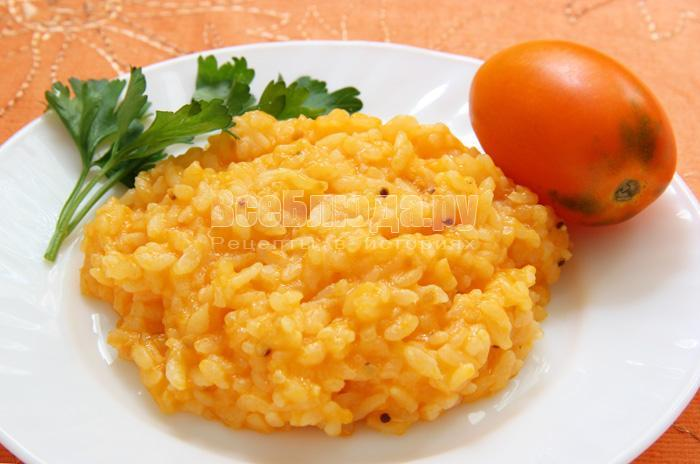 вкусный рецепт риса с томатами