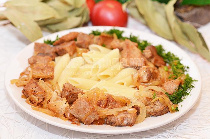 рецепт мяса в минералке с лимоном