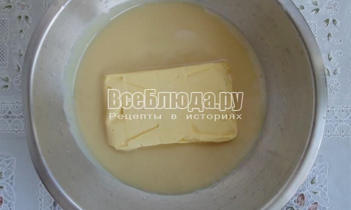 сделать крем для наполеона