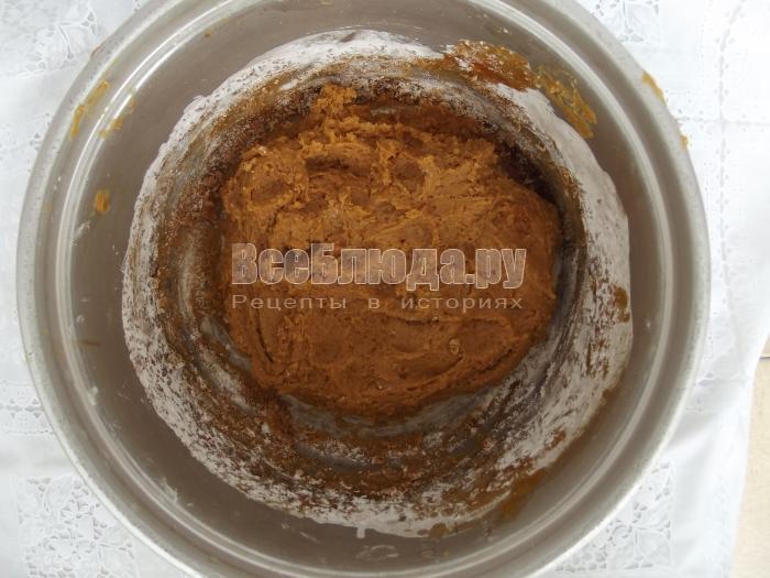 готовое медовое тесто