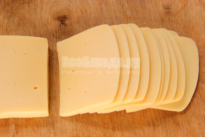 режу сыр