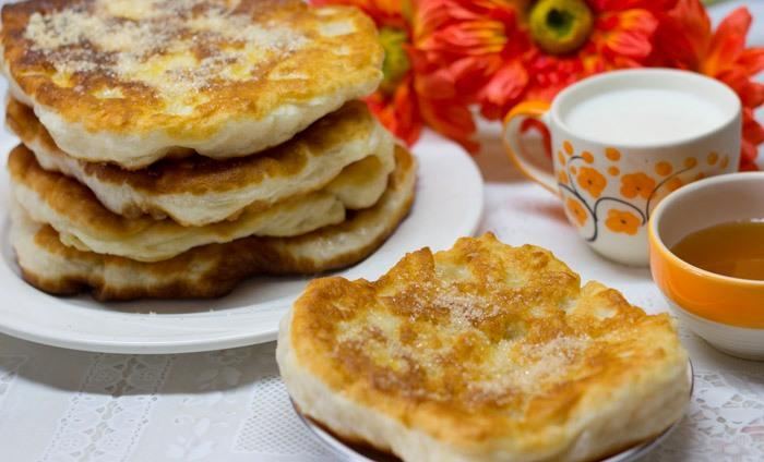 Пышки Саратовские на молоке без яиц от бабушки Мани
