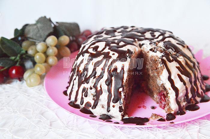 как приготовить вкусный торт панчо