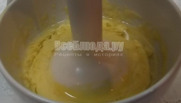 Майонез из куриных яиц с пастеризацией желтков