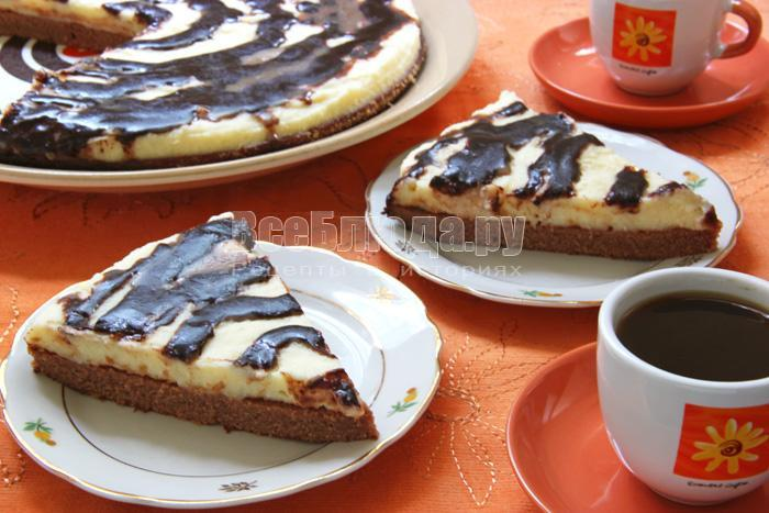 рецепт приготовления торта Птичье молоко с манной крупой