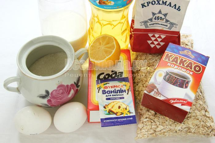 продукты для приготовления оладий на молоке