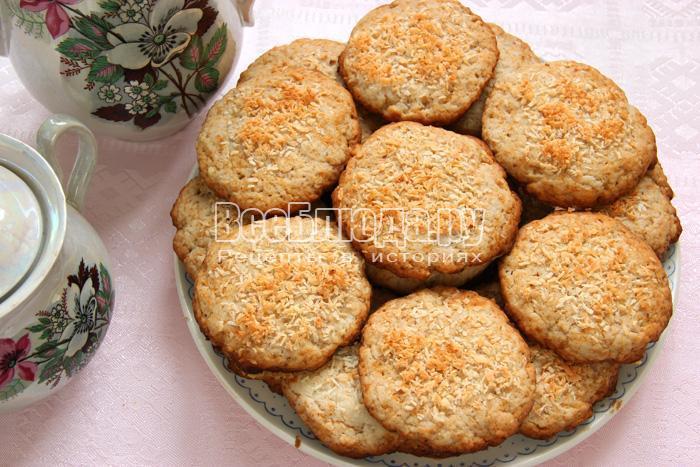 готовое рассольное печенье