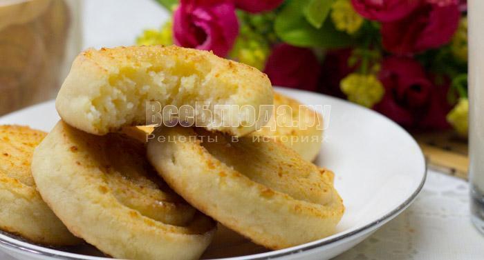 Печенье на скорую руку рецепты в духовке сладкие