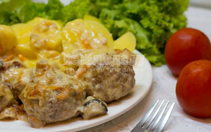 Воздушный омлет  кулинарный рецепт