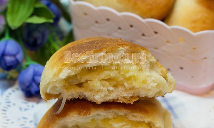 пышное тесто попутчица для не черствеющих пирогов