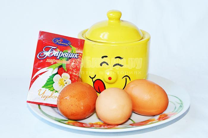 необходимые ингредиенты для рецепта приготовления безе в домашних условиях: