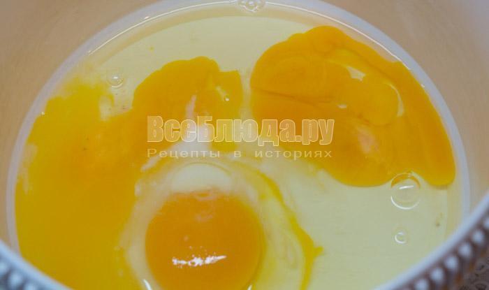 яйца, соль и сода