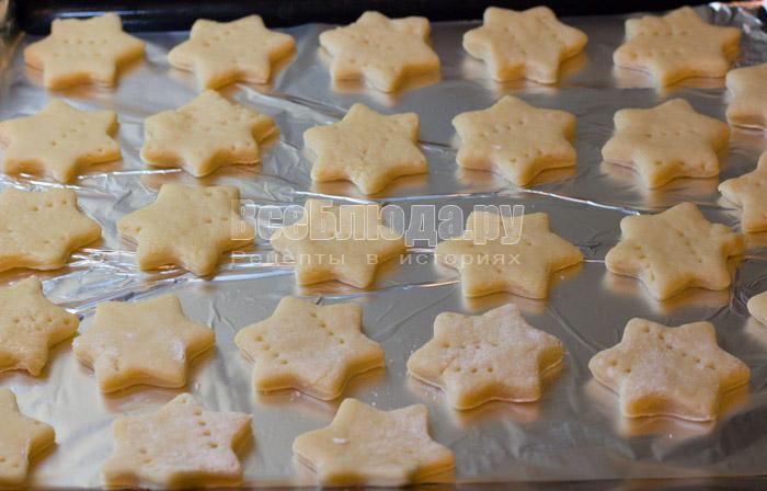 Песочное печенье - 55 рецептов на