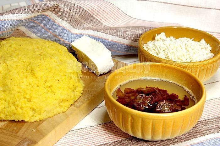 рецепт мамалыги из кукурузной крупы