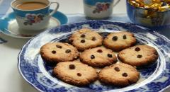Печенье на майонезе, просто и вкусно