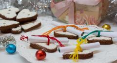 Печенье с предсказаниями и пожеланиями